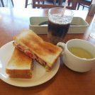 ファミリーレストラン「CASA」でモーニング@東大和