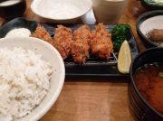キャベツ食べ放題 とんかつ新宿さぼてん【THE MALL 仙台長町3階レストラン街】