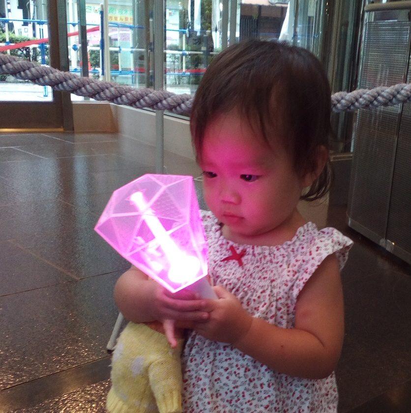 2歳11か月、ジャニーズのコンサートに母娘で行ってみた話①