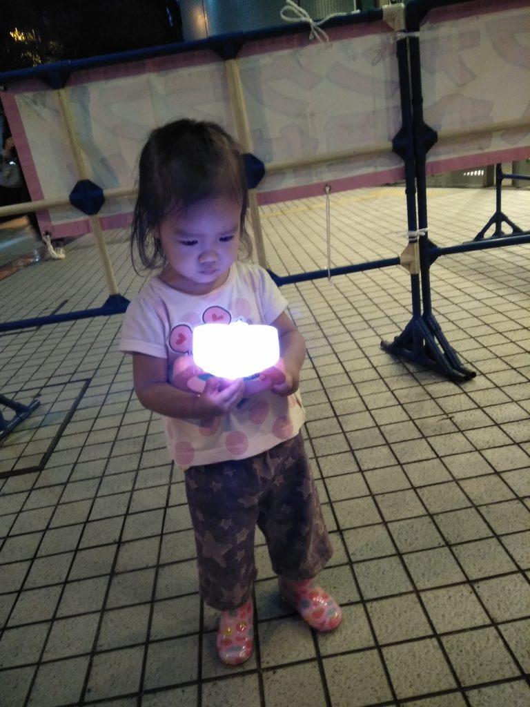 2歳11か月、ジャニーズのコンサートに母娘で行ってみた話③