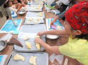 「ベーカリーファクトリー 吹田紫金山」親子パン教室に参加してきました