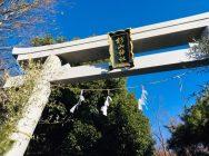 パワースポット巡り♪初詣はセンター北駅前 杉山神社へ