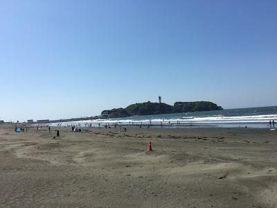江の島 西浜