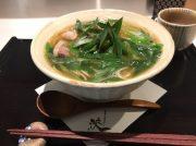 【日本橋】お出汁は最後の一滴まで飲みたい!京都鴨そば専門店 浹(あまね)