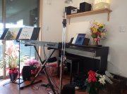 手作りランチの素敵な音楽空間♪鴻巣市にニューオープン「音音かふぇ」