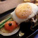 【横浜】肉々しいハンバーグを駅近で♪ARAIYA NEST(アライヤ ネスト)