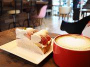 【宇都宮】ケーキ屋さんのカフェでほっこり♪「パティスリーボン」
