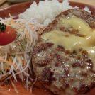 デザート&ハンバーグがもらえる特典は3月まで!@びっくりドンキー衣山店