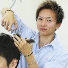 Hair Salon HONMA 理容師 安納一穂(あんのう・かずほ)さん