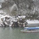 2/27(水)阿武隈ライン舟下りこたつ船と 丸森、角田のひなまつり
