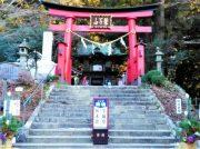 【那珂川町】県境のパワースポット!大フクロウが迎える「鷲子三上神社」