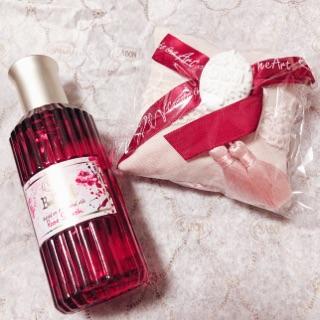 既に売切れも!ハートピンクのSABONバレンタイン数量限定「ROSE SPLASH」コレクション【美】
