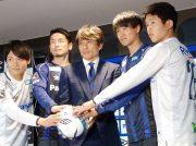 ガンバ大阪の新体制会見「プライドを忘れずタイトル奪還へ」2年目の宮本監督が誓う
