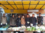 【鹿児島薬師】生産者の顔がわかる安心感!季節を感じる新鮮野菜がたっぷり♪生産物直売所『青二菜』