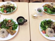 【大隅・鹿屋市】『KITADA SARUGGA』で「マクロビオティック」お料理レッスンに参加しました!