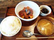 【三鷹】雑居ビル3階に絶品定食ランチ『リトルスターレストラン』