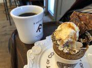 コーヒー好き注目!本山の自家焙煎店「アールアートオブコーヒー」。可愛いカップスイーツも!