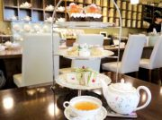 【天白区】一軒家の紅茶専門店「植田ラティス」のアフタヌーンティーで優雅な年始めを