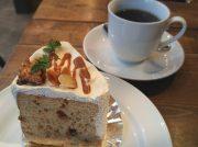 梅田の穴場カフェ!ケーキの種類が多い心斎橋で人気の「パウンドハウス」をスカイビルで発見