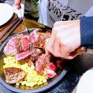11月緑区にオープン。着席スタイルの「いきなりステーキ」に行ってみた!