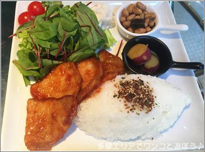 日野 Cafe Wancha