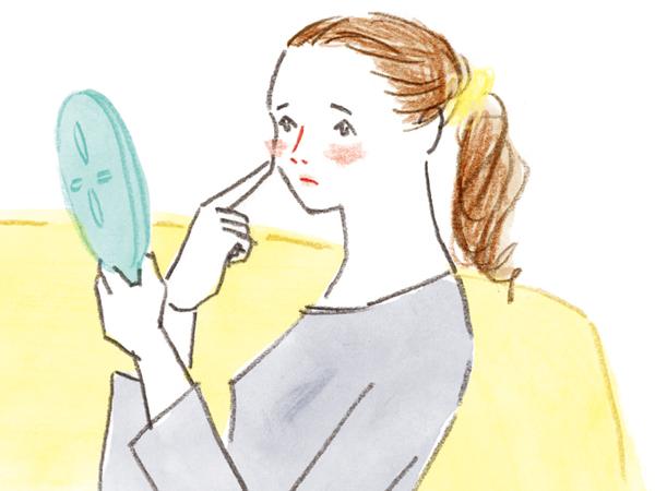 4つの色別・くすみ肌の解決法を紹介。あなたに必要なケアは?