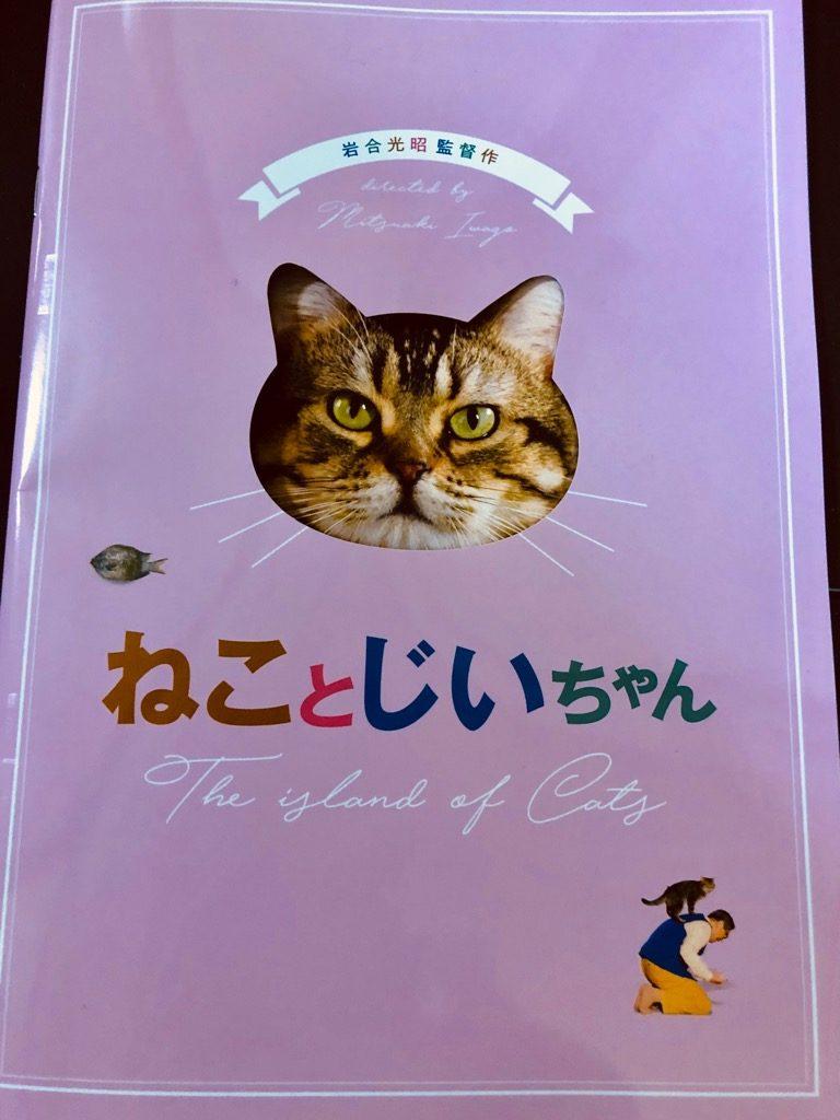 全編に優しさが溢れます♡癒しの猫映画『ねことじいちゃん』