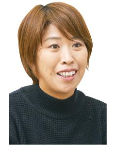 代表者 山中里美さん