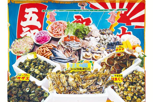 房総いちご狩りと豪快牡蠣&漁師焼きW食べ放題&東京ドイツ村イルミネーション