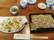 旧東海道ぶらり散歩01 峠のお茶屋さん?十割蕎麦の人気店@静岡市