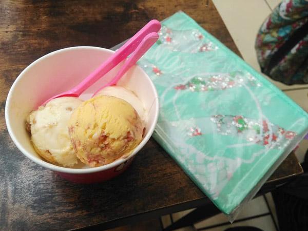 今年も開催中♪31アイスクリームできらきらポーチがもらえるキャンペーン