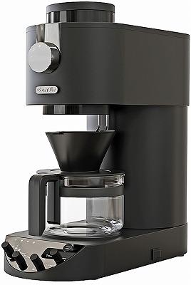 プレゼントあり! エディオン担当者がPB商品のコーヒーメーカーを〝自社自賛〟