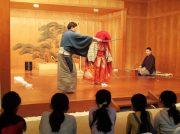 【鎌倉こども能】3月17日 鎌倉能舞台で発表会◎伝統芸能を体験