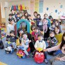 親子で参加! 愛光幼稚舎の3カ月児からの「ペア・スクール」