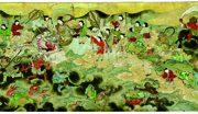 「江嶋縁起絵巻」「大庭の舟地蔵伝承地」が藤沢市重要文化財に