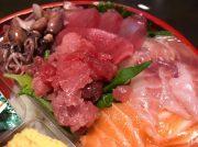 【反町?】魚が甘い!三ツ沢下町の海魚家(うおや)の海鮮丼
