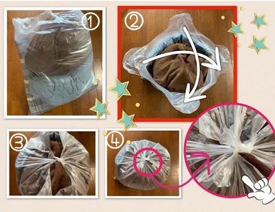 ステキ ゴミ袋②