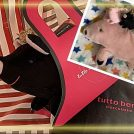 バレンタインMyご褒美チョコ=今年もトゥット ベーネのブタちゃんヌイグルミ付きぃ~♪ 1Pig新加入ぅ。