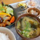 子ども連れ歓迎!茨木「太陽とごはん」の野菜たっぷりプレートランチ1000円