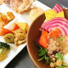 採れたて!宮城県の新鮮な野菜や美味しいもので大満足なビュッフェ