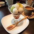 扇川の桜を眺めてカフェへ。緑区ママ御用達の和カフェ「太郎茶屋鎌倉」の本格ランチ