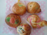 ヨンデンプラザ松山で親子パン作り講座に参加