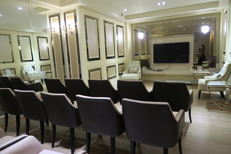 台北「英倫產後護理之家」の教室