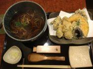 青葉台の名店【新川】で美味しい蕎麦とプリプリの牡蠣の天麩羅を食す