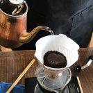 私も淹れたい絶品コーヒー・焙煎屋ひがし@森松