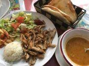 【新宿】世界三大料理!トルコレストラン「チャンカヤ」でケバブランチ1000円