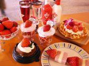 イチゴを満喫「ヨコハマ ストロベリー フェスティバル 2019」初日の様子!