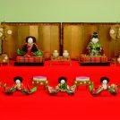 横浜人形の家で開催中「ひな人形展〜かわいらしい春をさがしに〜」