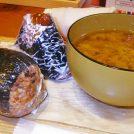 もっちもちの食感!!寝かせ玄米おむすび「いろは」仙台パルコ本館
