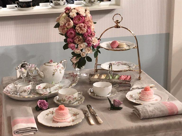 [テーブルウェアフェスティバル]優雅な食器の世界&お買得品も多数!